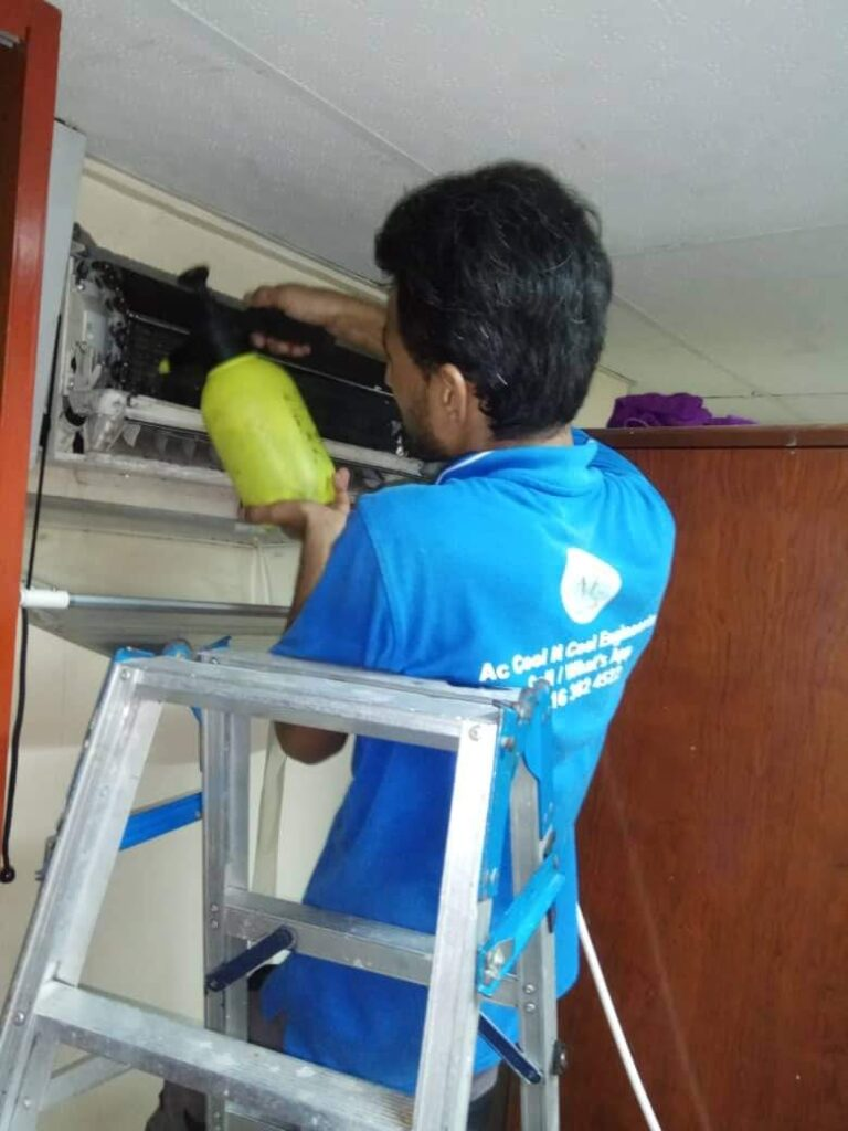 Common Causes of Air Con Water Leakage